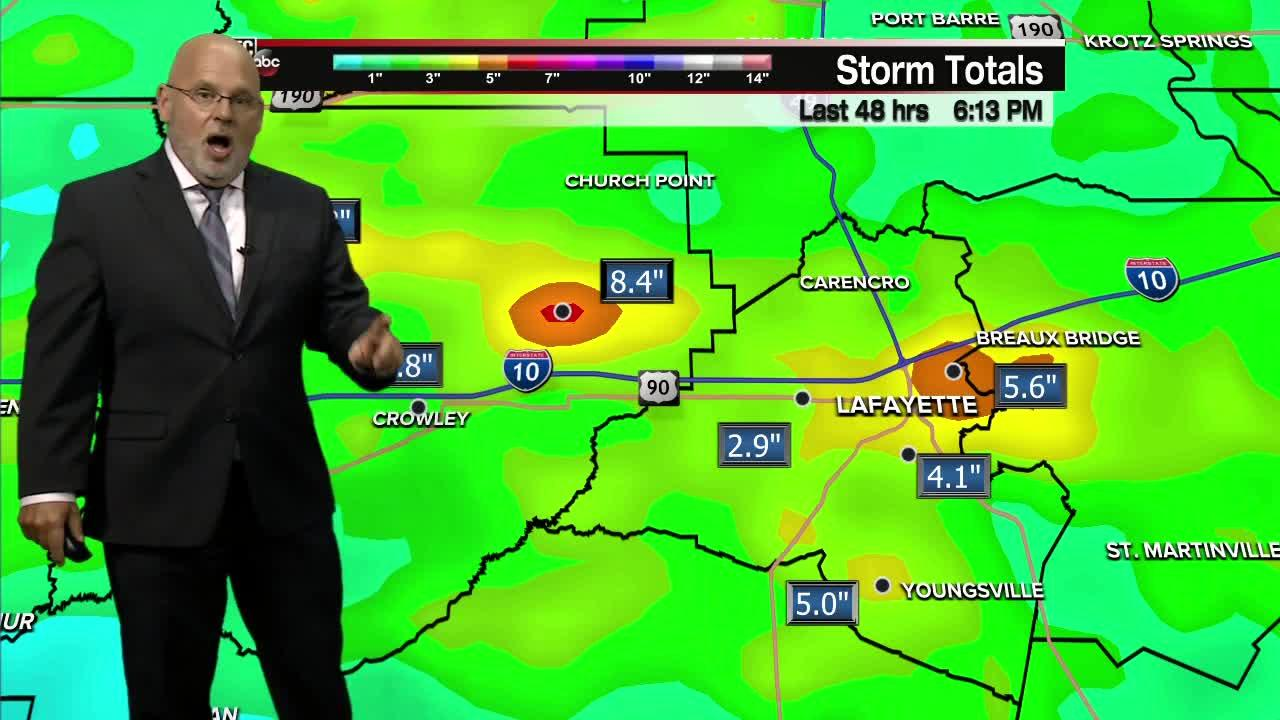 Robs 6pm Weather Forecast 7/20/21 Part 2