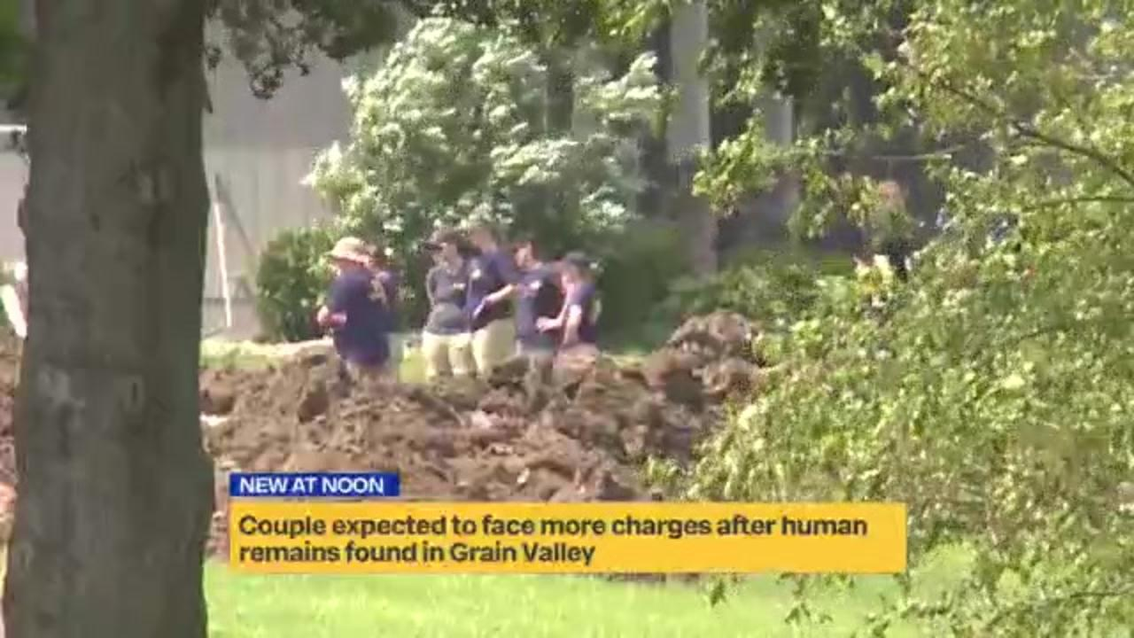 Additional charges expected for Missouri couple after woman's body found on property