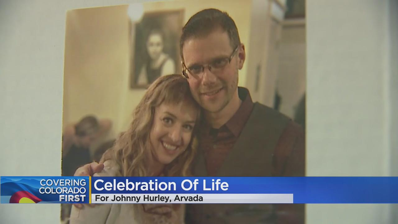 Remembering A Hero: Celebration Of Life Held For Johnny Hurley