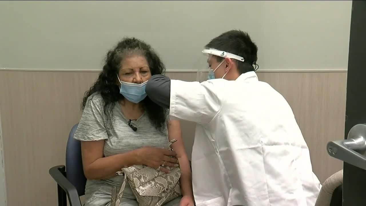 Unvaccinated Denver woman turned away from getting the COVID-19 shot after records error