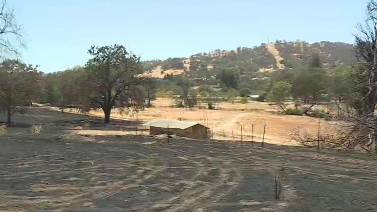 Fire Danger Deja Vu In Solano County