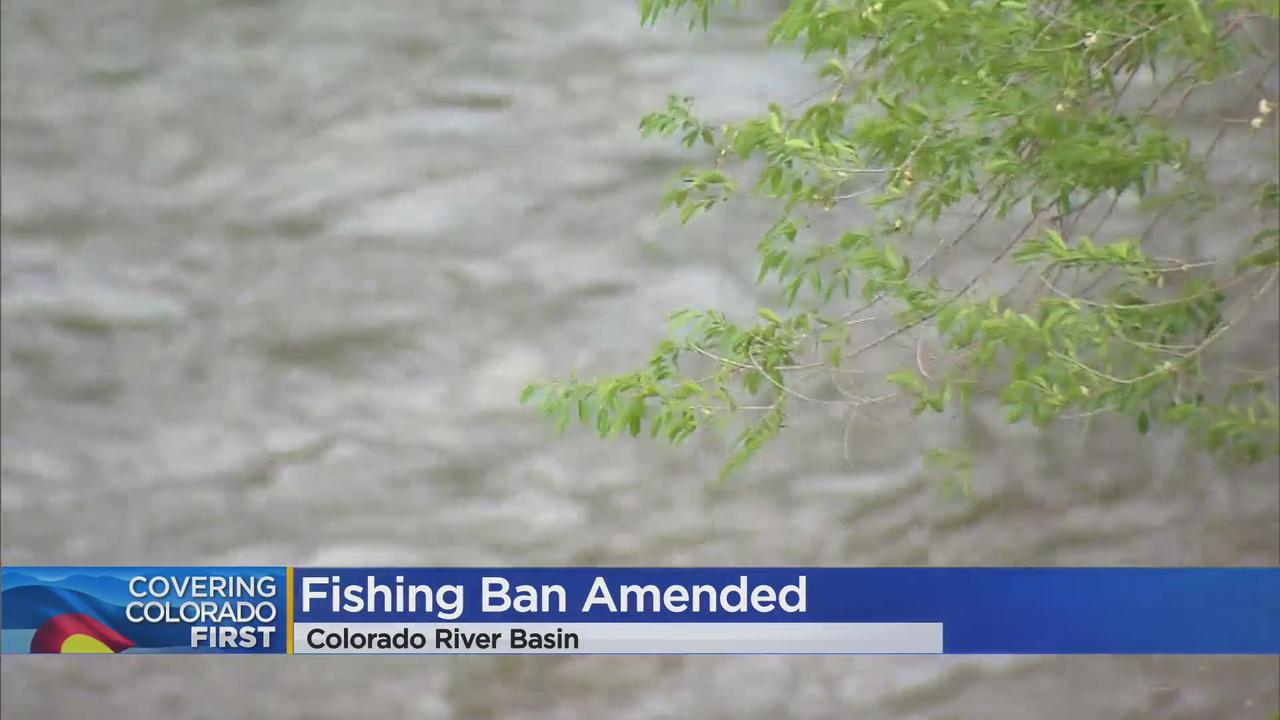 Despite Some Fishing Restrictions Lifted On Colorado River, Future Bans Still Possible