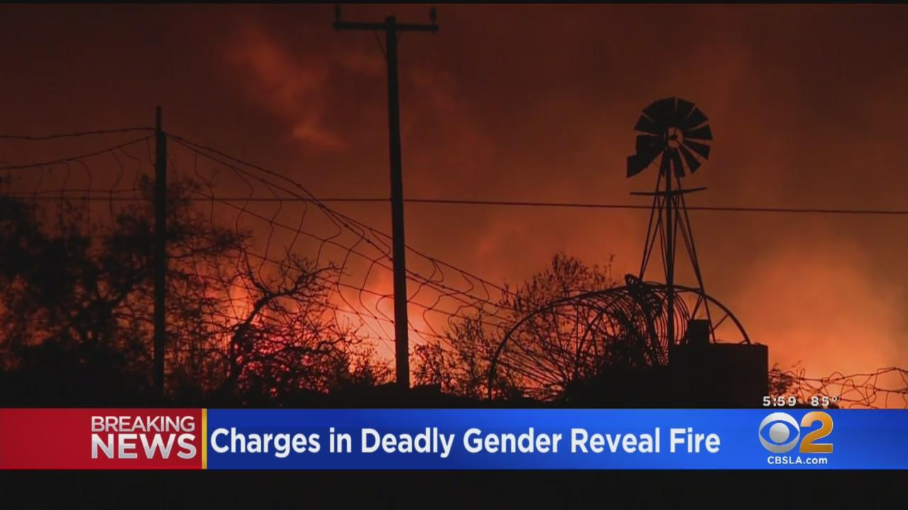 Charges Filed Against Couple Accused Of Starting Deadly El Dorado Fire Near Yucaipa