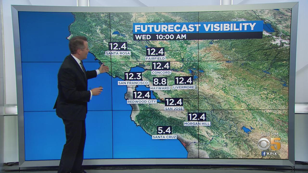 Tuesday Evening Weather Forecast with Paul Heggen