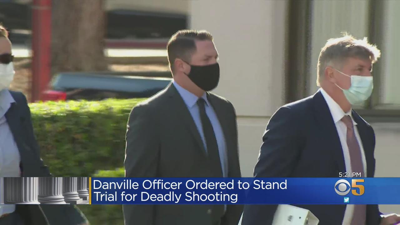 Danville Police Officer Andrew To Stand Trial On Manslaughter Charge For 2018 Fatal Suspect Shooting
