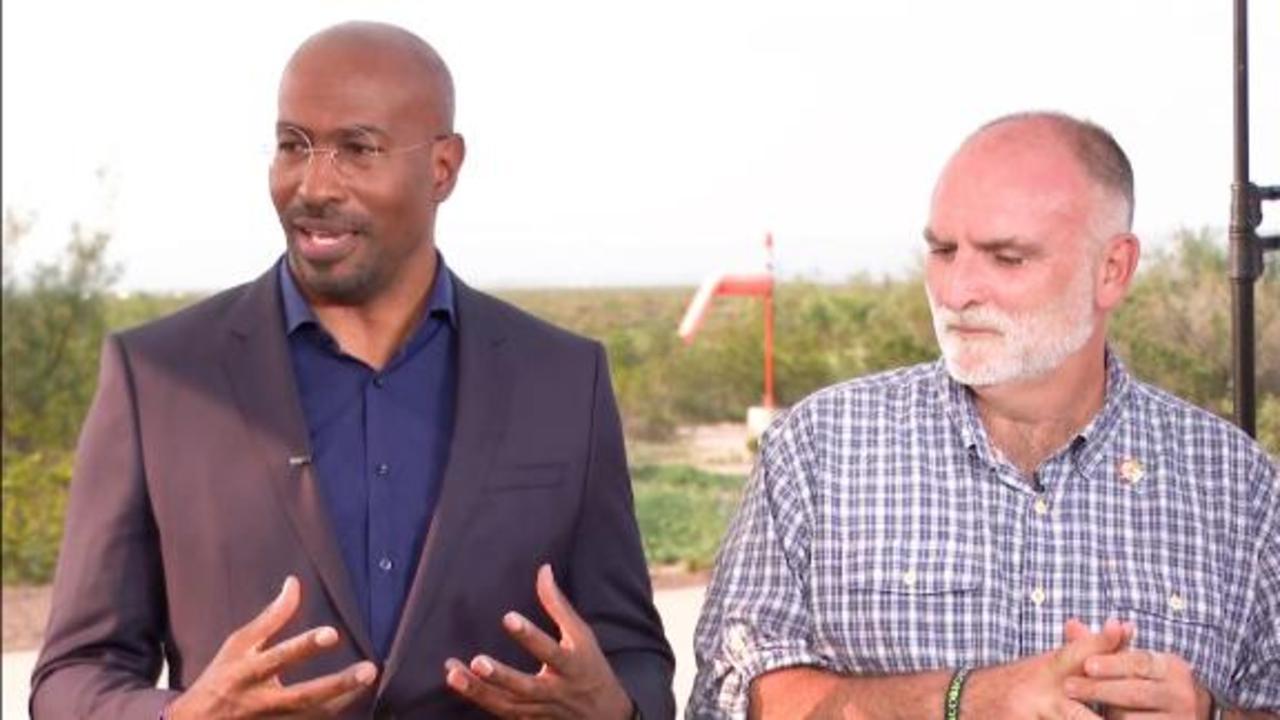 'I lost the ability to speak': Van Jones describes moment Bezos donated $100M