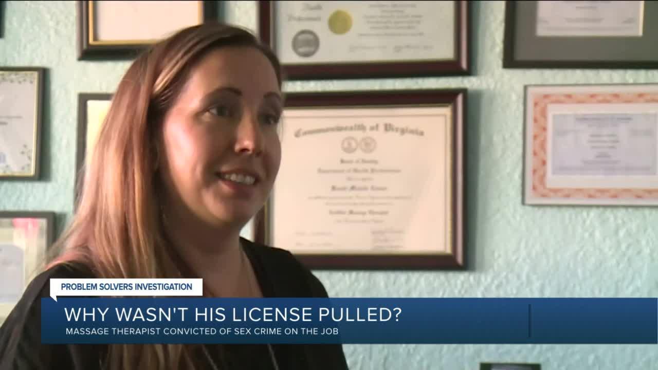 Why Virginia massage parlors kept hiring a serial predator