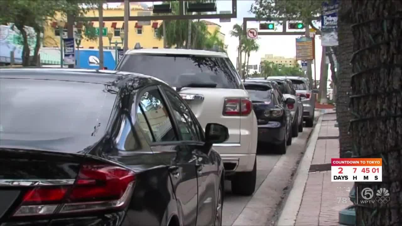 Delray Beach works to resolve parking headaches