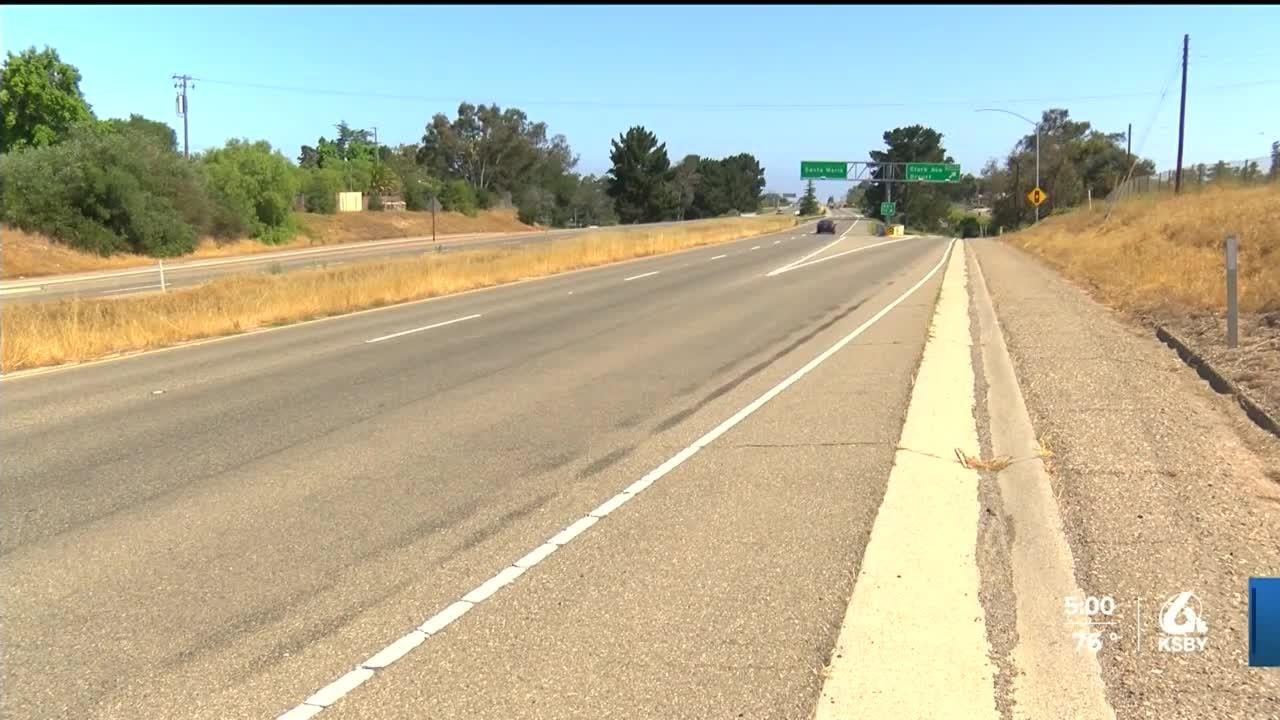 Lompoc man dies when vehicle goes off Hwy 135 in Orcutt