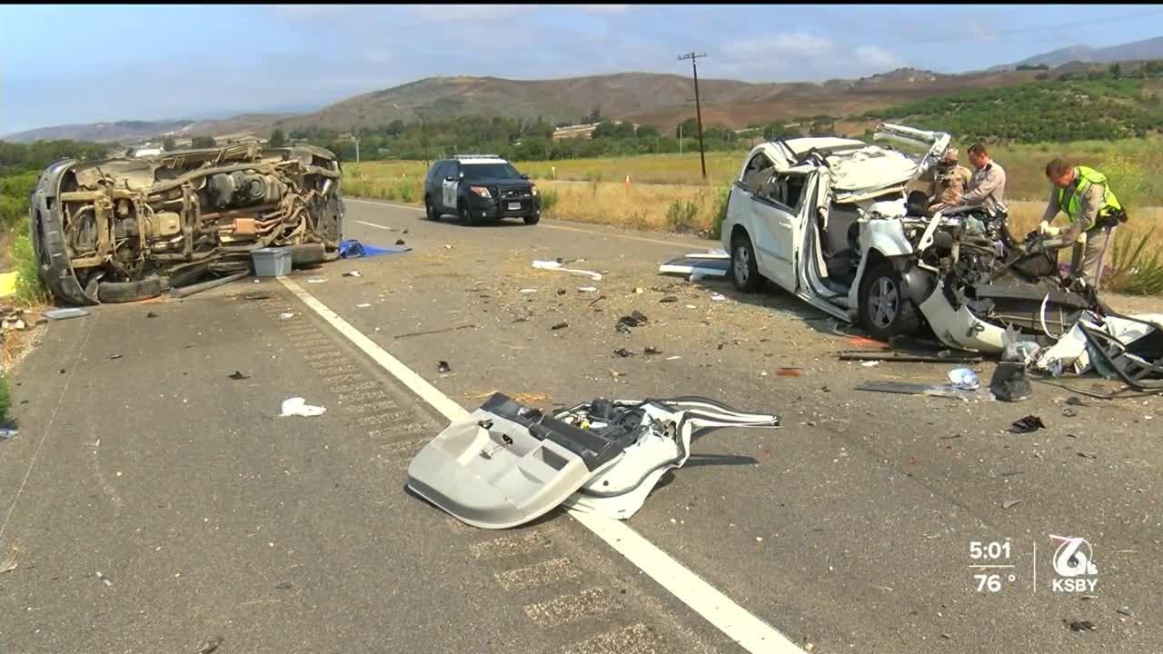 Santa Maria women killed in Hwy 101 crash near El Capitan State Beach identified