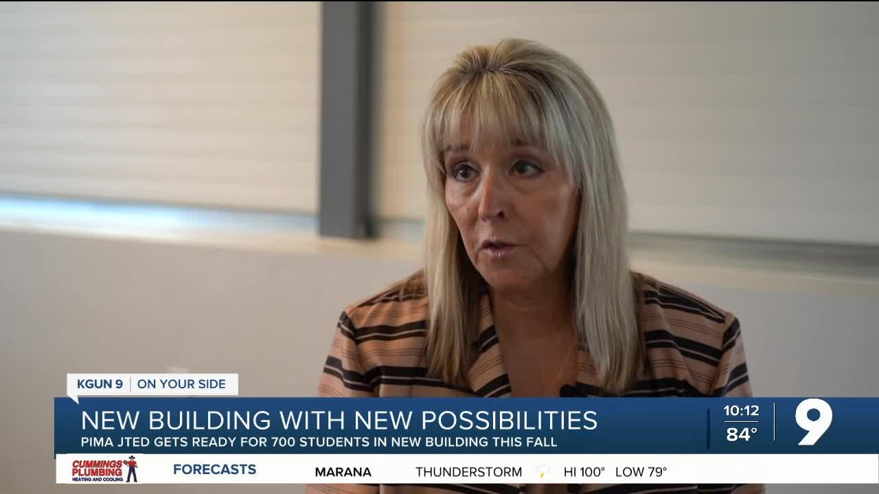 New Pima JTED center brings new career possibilities