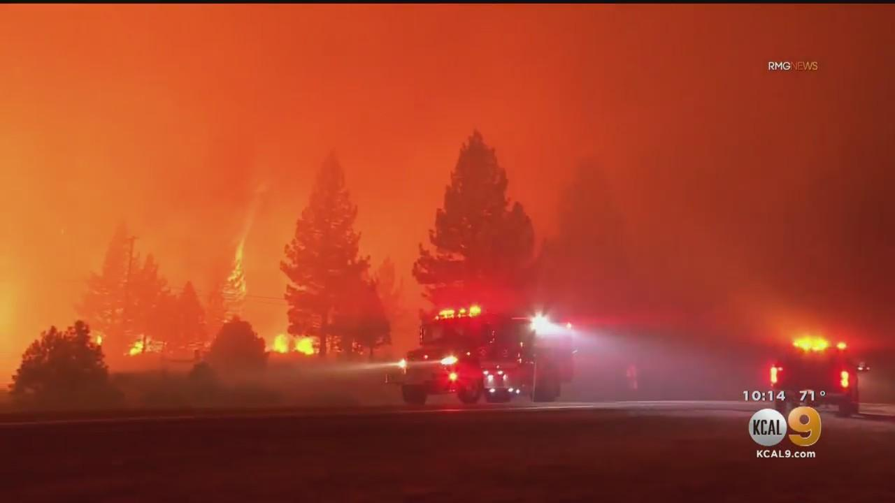 'Unprecedented' Haze From California, West Coast Wildfires Prompt Air Quality Concerns In New York
