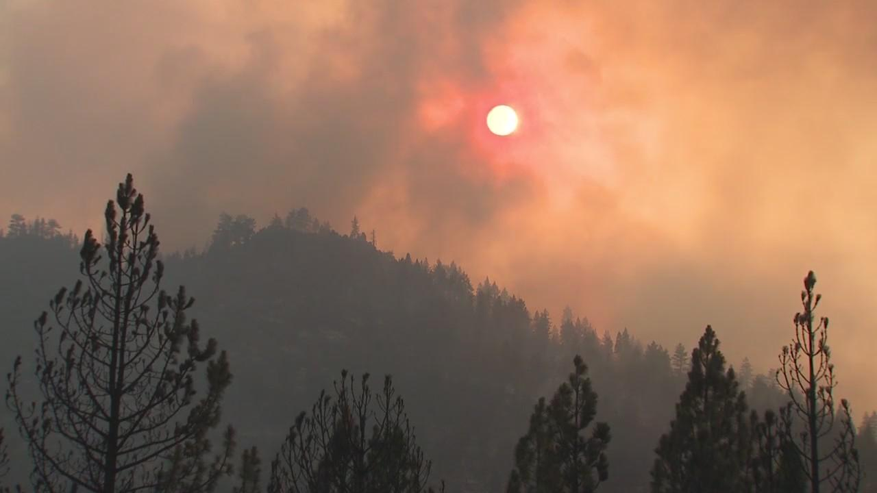 Tamarack Fire uncontained at 39k acres