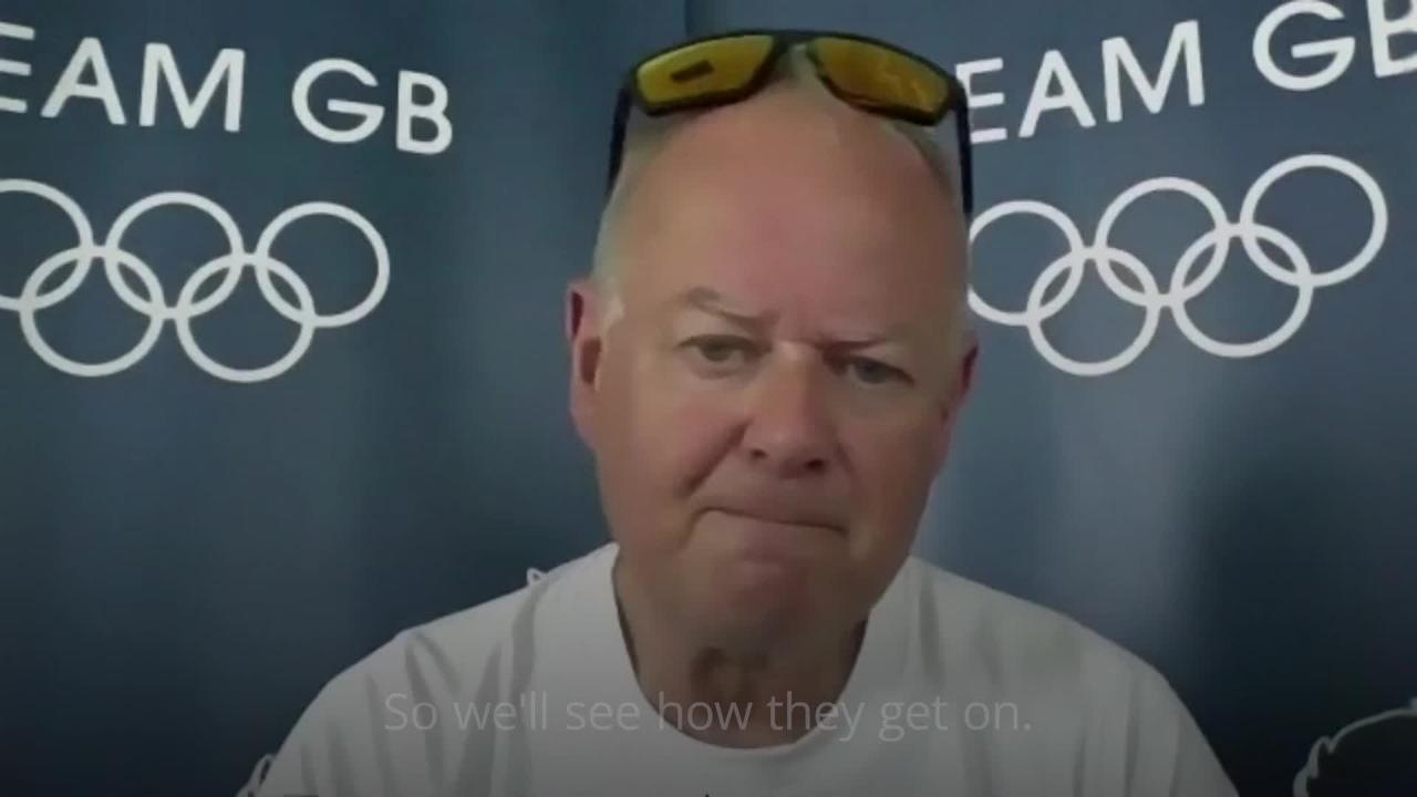 'British bubble is exclusive', says Team GB chief