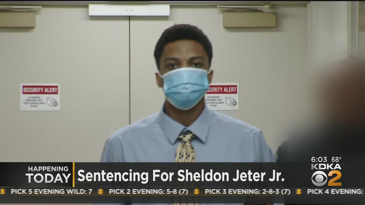 Sentencing Expected In Sheldon Jeter Jr. Trial