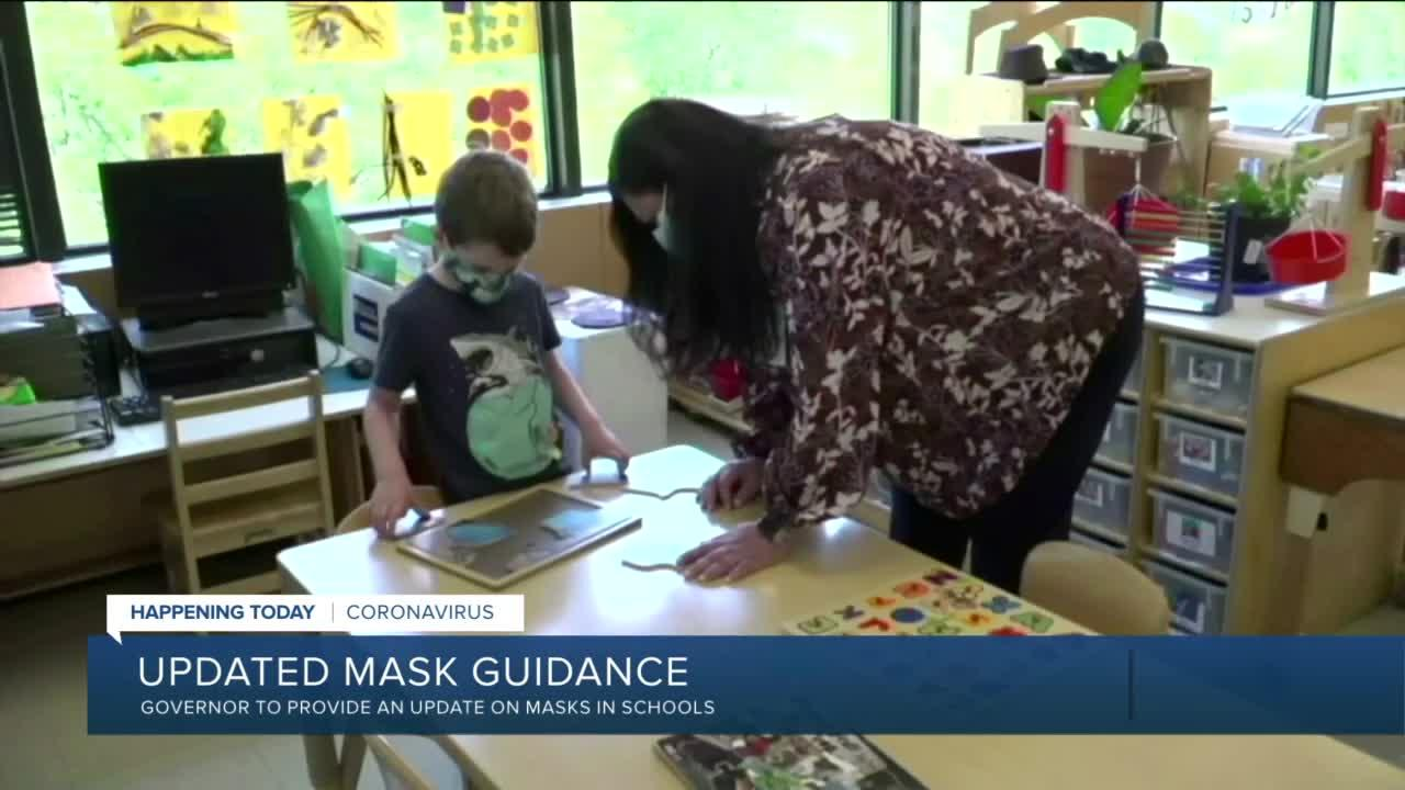 Northam expected to release school mask guidance