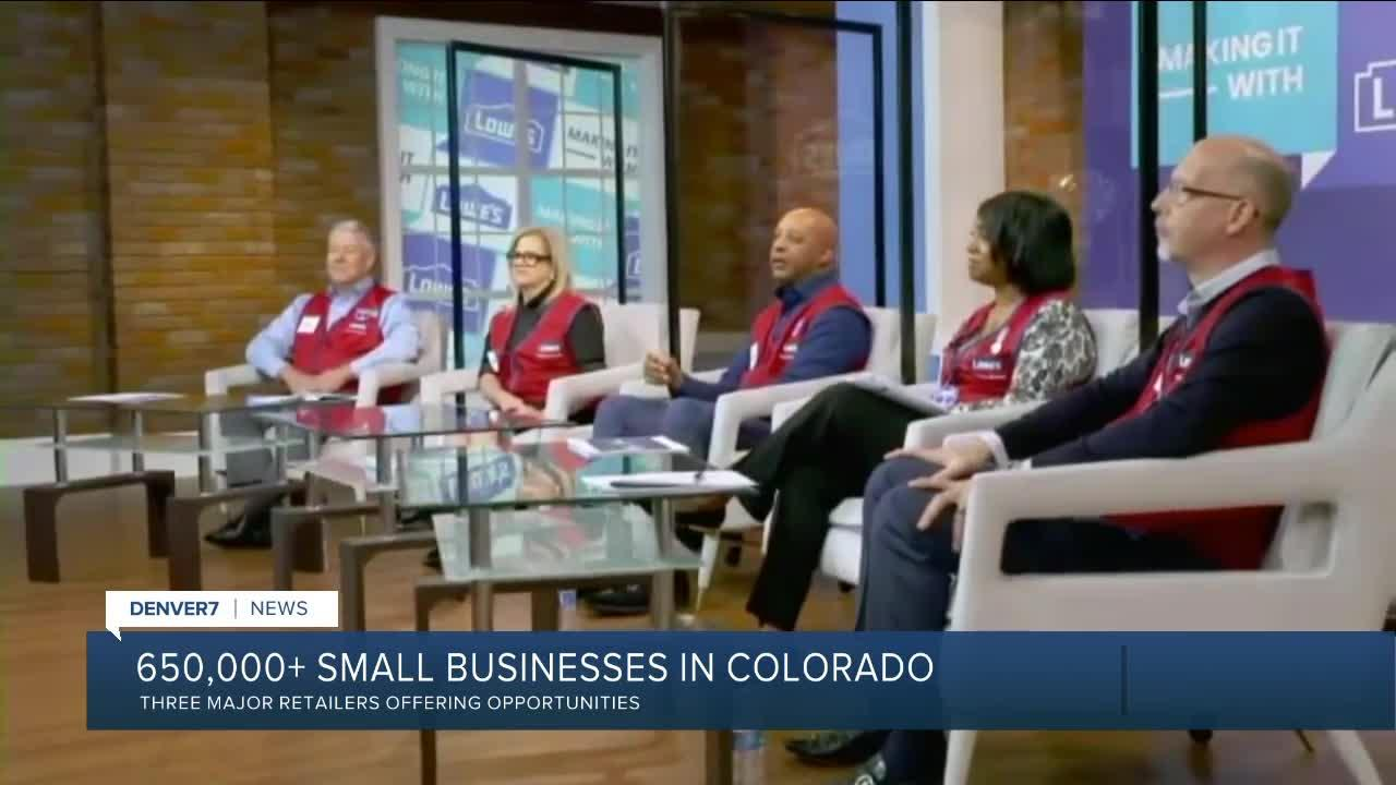 3 major retailers have programs to connect with small businesses