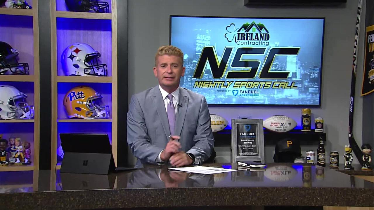 Ireland Contracting Nightly Sports Call: July 20, 2021 (Pt. 1)