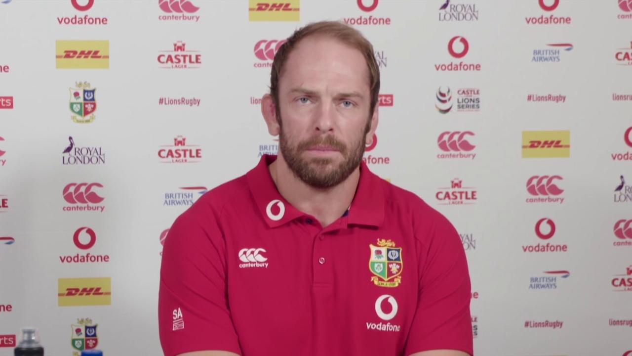 AWJ: Lions are here to win Test series