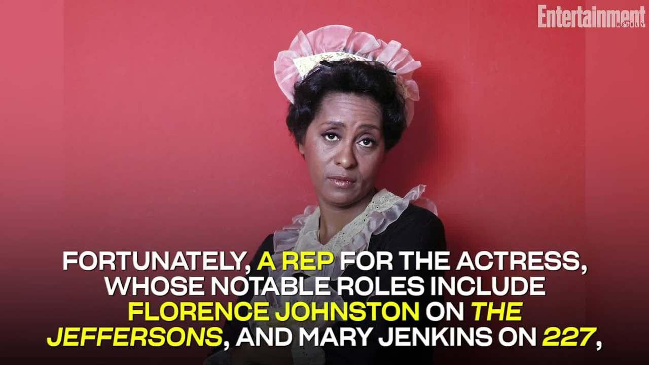 Marla Gibbs 'Doing Great' After Appearing to Pass Out During Hollywood Walk of Fame Speech