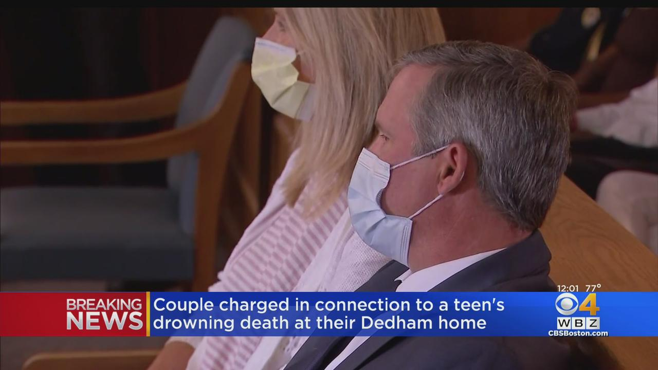 Retired State Trooper James Coughlin, Wife To Face Charges In Dedham Pool Party Drowning