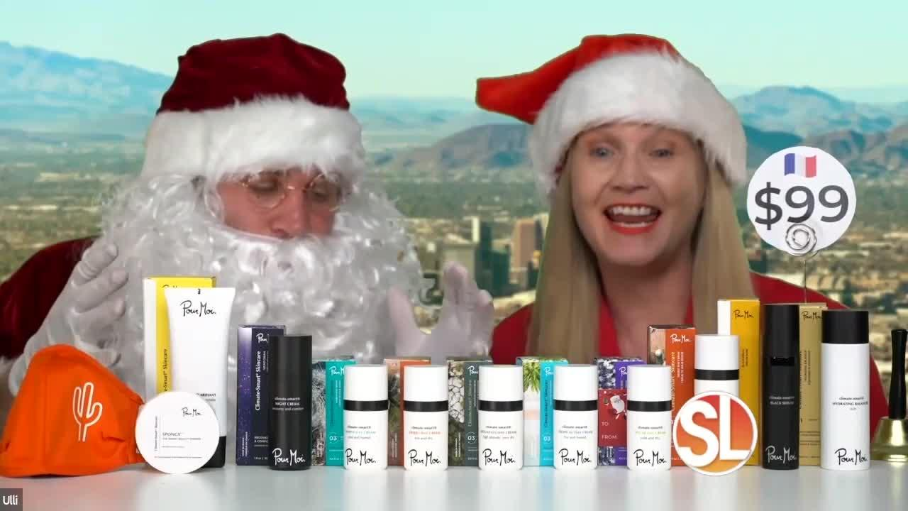 Pour Moi Climate-Smart Skincare: 12 Days of Christmas in July
