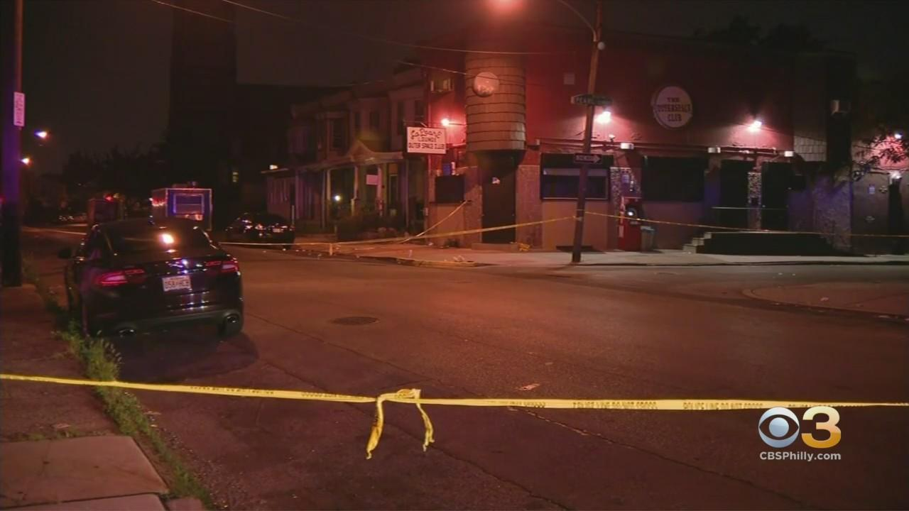 Pregnant Woman Shot During Vigil At Pearl Lounge Outer Space Club In West Philly Was Intended Target, Police Say