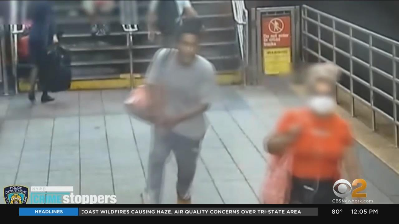 Another Unprovoked Subway Attack Caught On Camera
