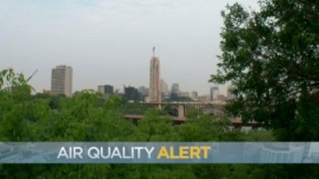 Air Quality Alert In Effect Across Minnesota