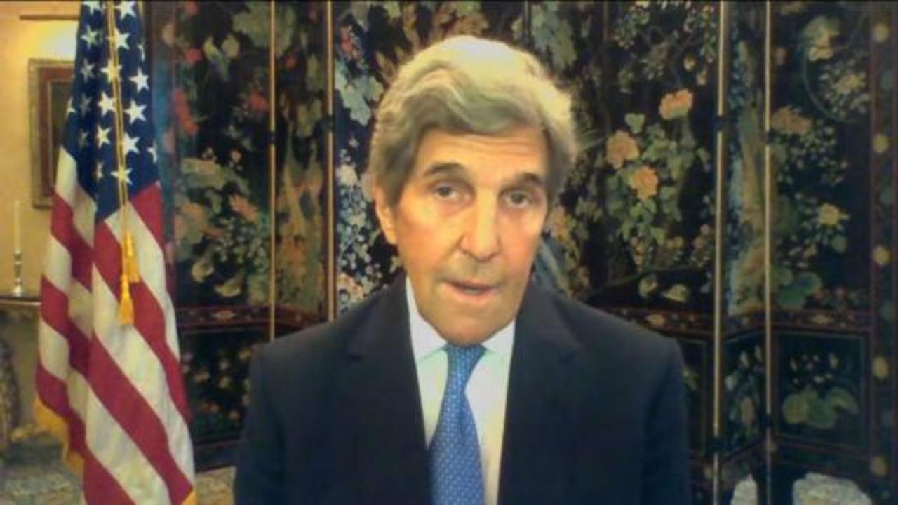 Kerry: 'Why litter the road to space?'