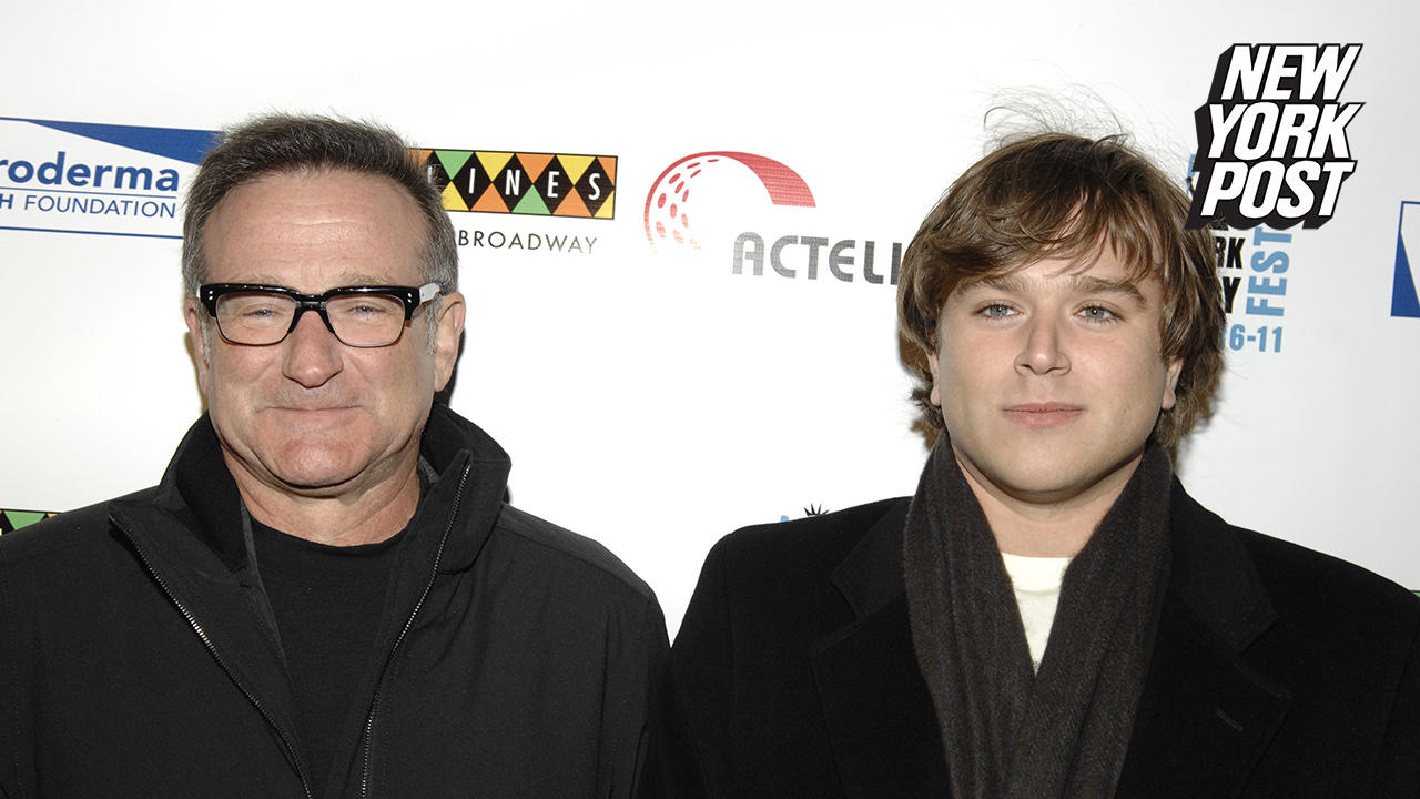 Robin Williams' son offering more details on his suicide in a podcast