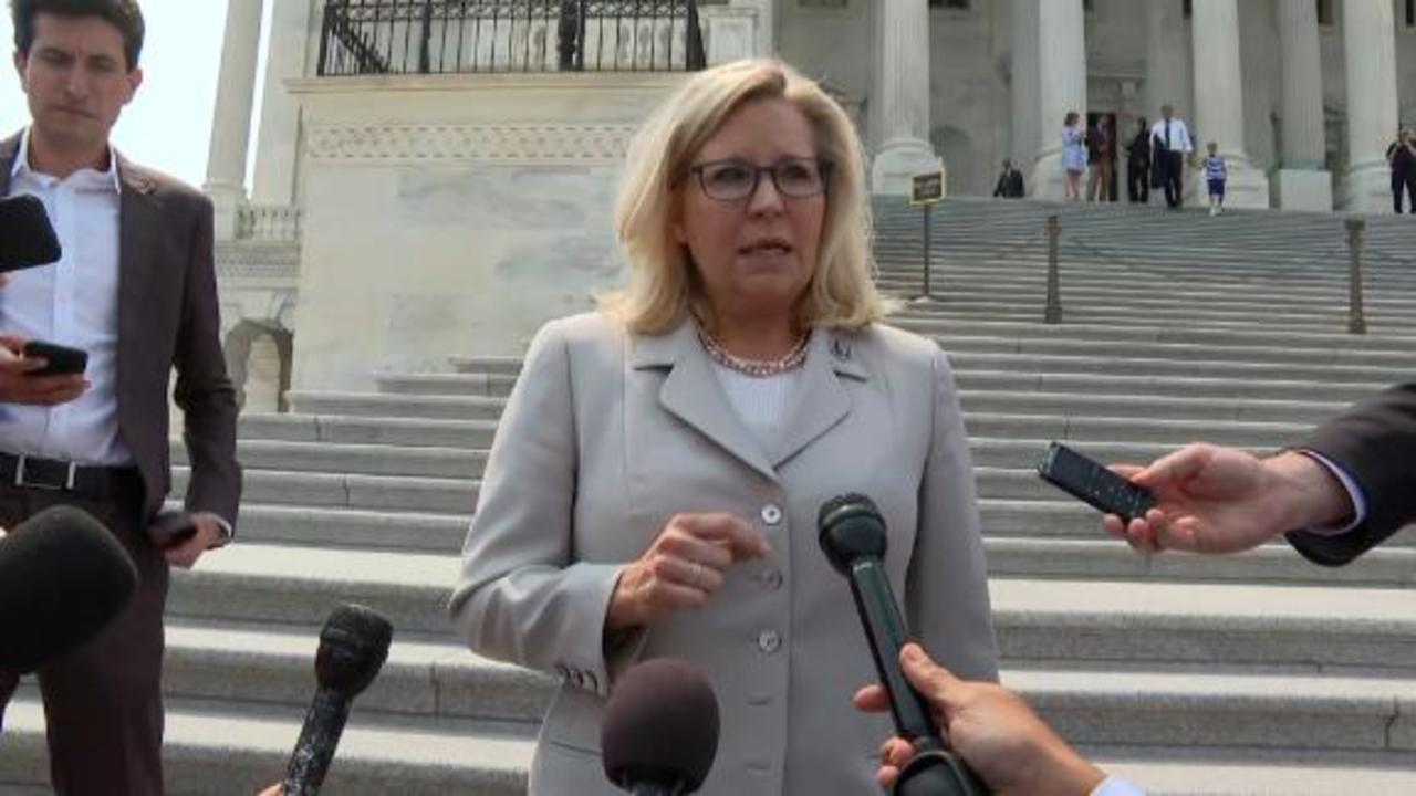 See what Liz Cheney had to say about McCarthy