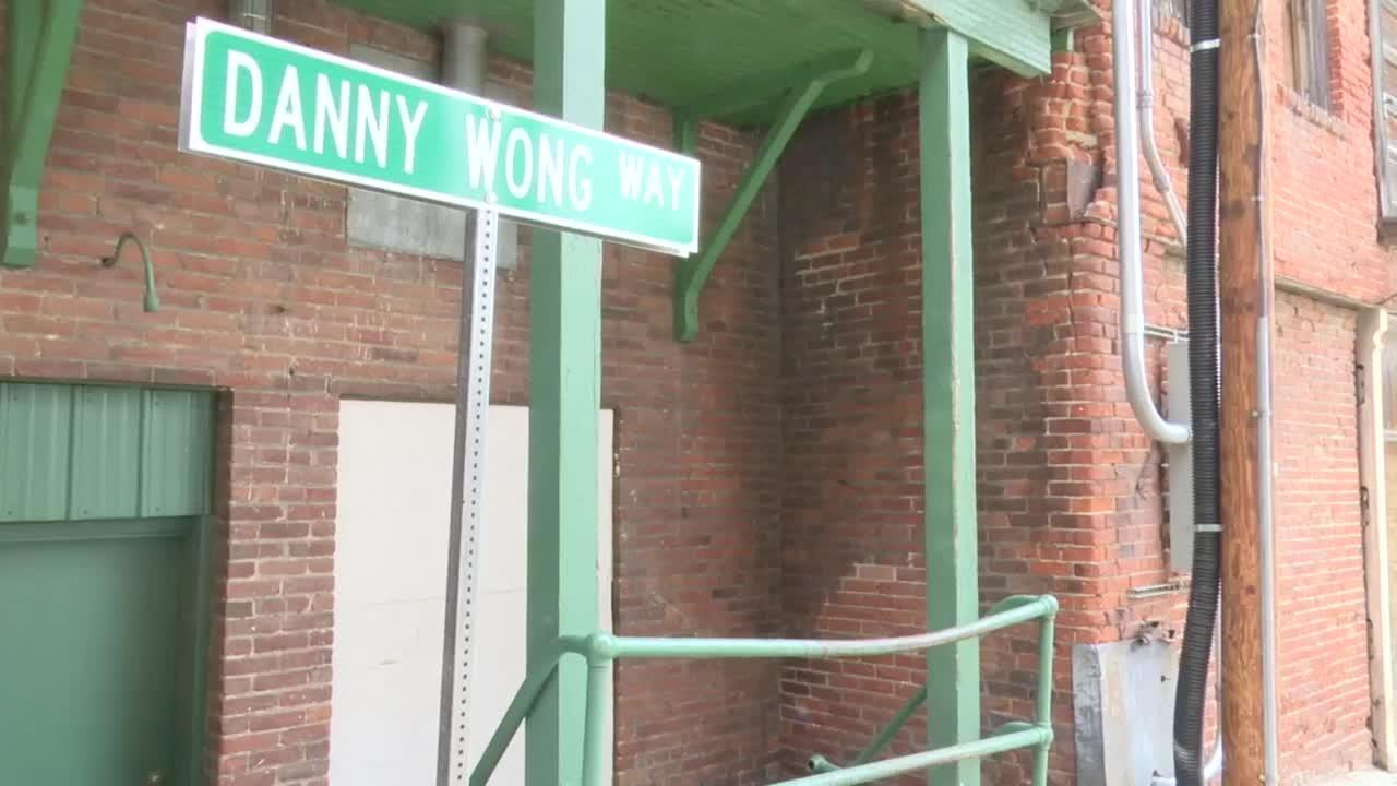 Butte alley named in honor of late Pekin Noodle Parlor owner