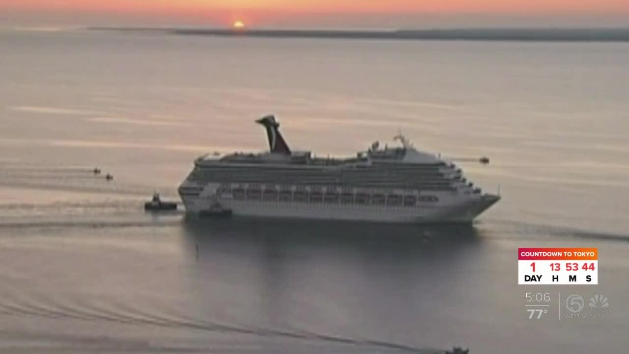 What's different on cruise ships amid pandemic?