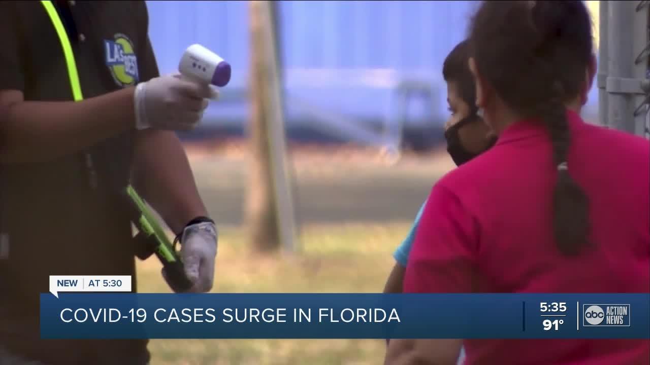 Surgeon general warns Florida needs to increase vaccination rates