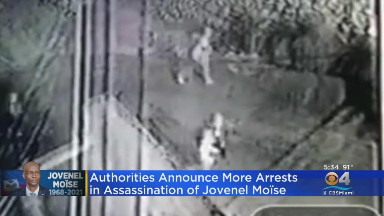 More Arrests Made In Assassination Of Haitian President Jovenel Moise