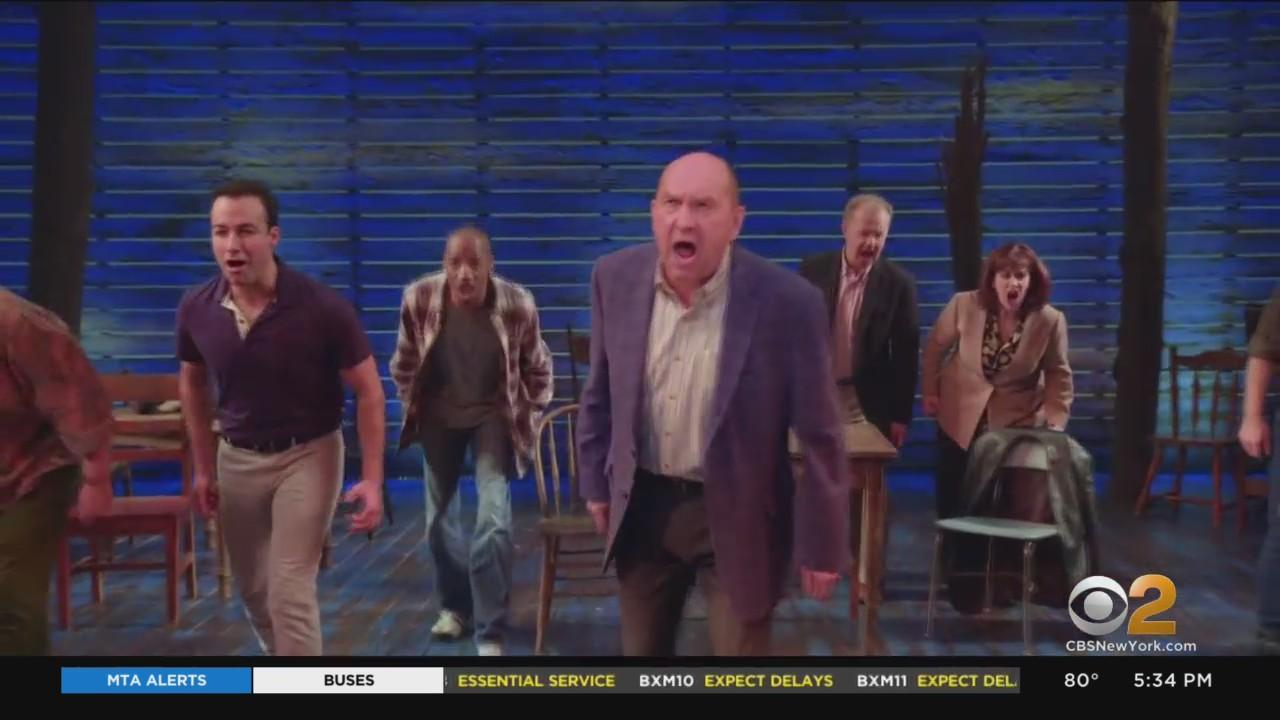 'Come From Away' To Stage Performance At Lincoln Memorial
