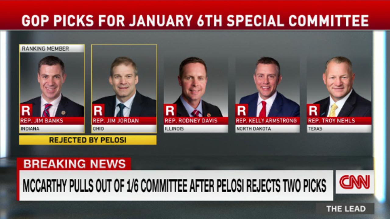 Sources: House GOP sees Pelosi move as 'political gift'
