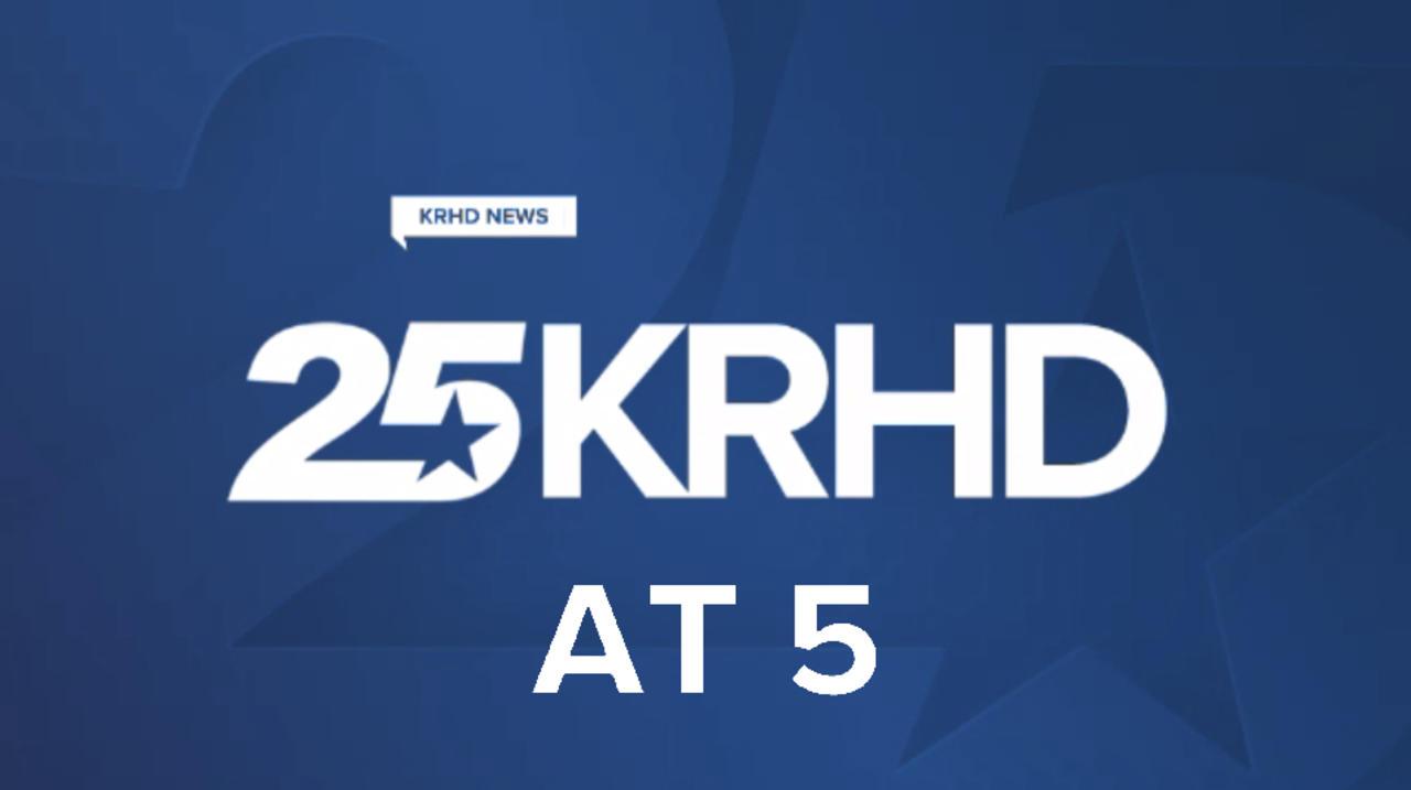 7-21 KRHD NEWS AT 5