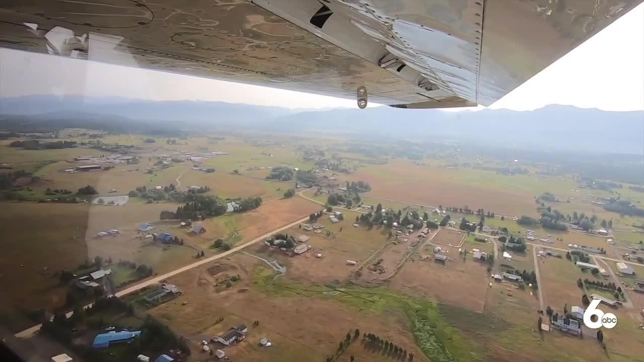 EcoFlight in Idaho gives conservation groups a sky-high look at different development projects