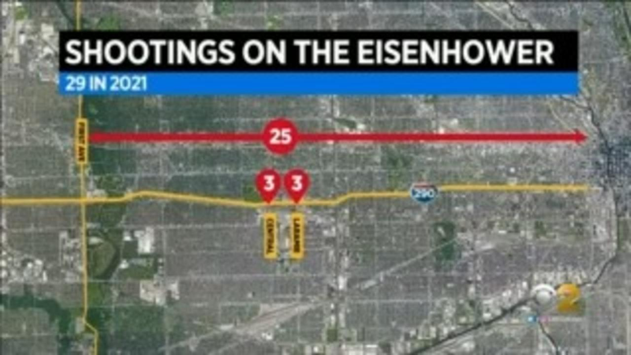 Mapping Out The Chicago Area's Most Violent Expressways