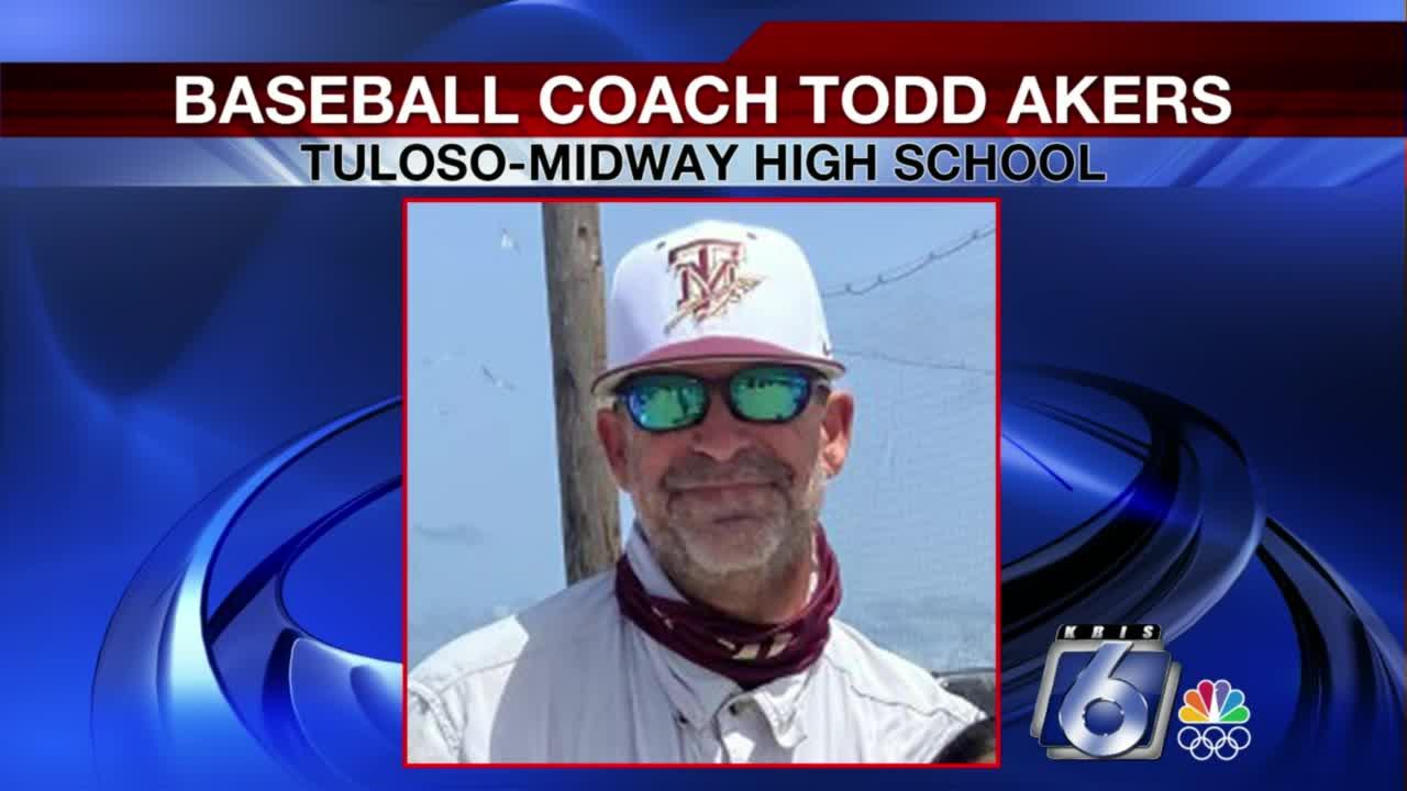 Tuloso-Midway baseball coach diagnosed with cancer