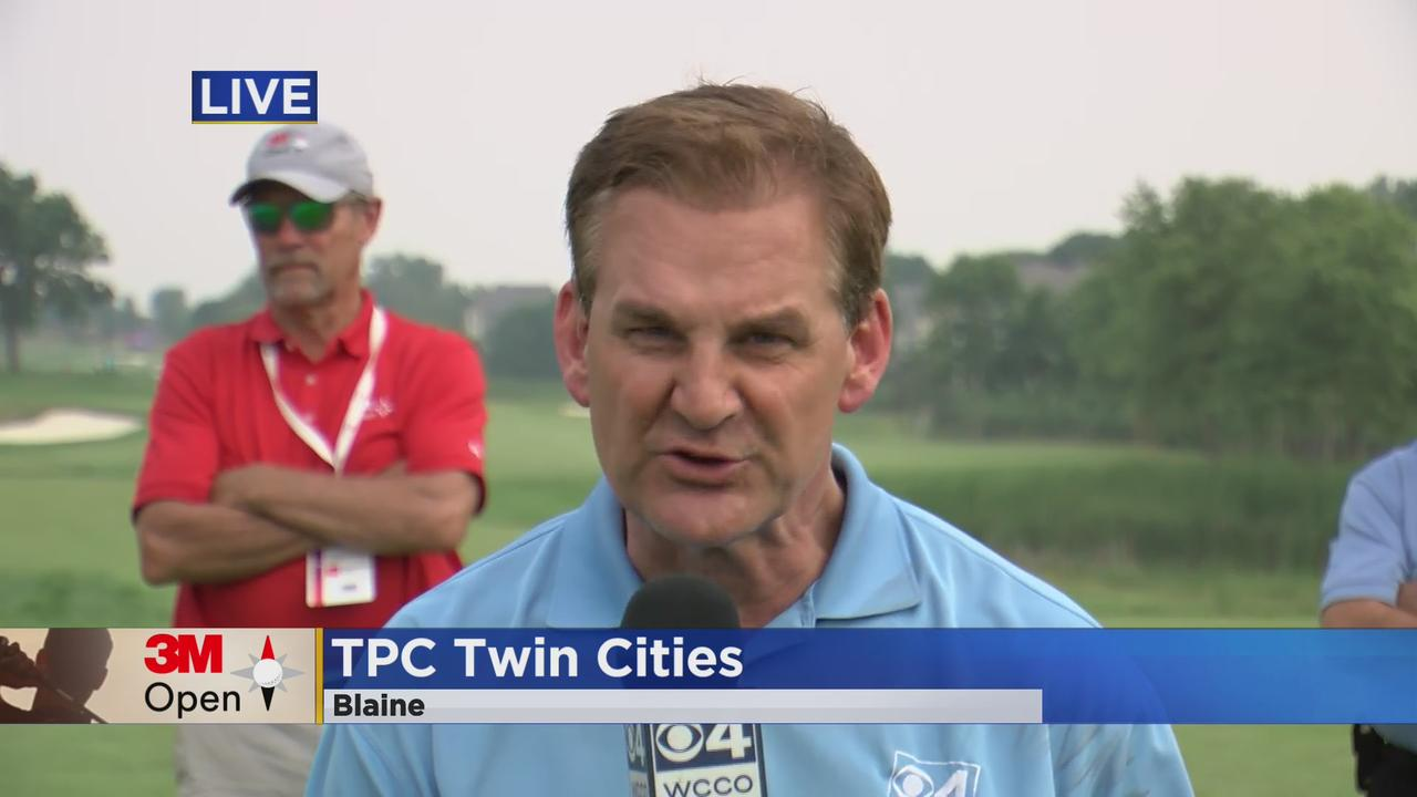 3M Open Golf Tournament Begins At TPC Twin Cities