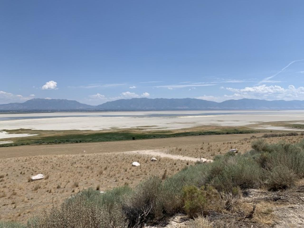 As Great Salt Lake shrinks, northern Utah's air pollution problems could worsen