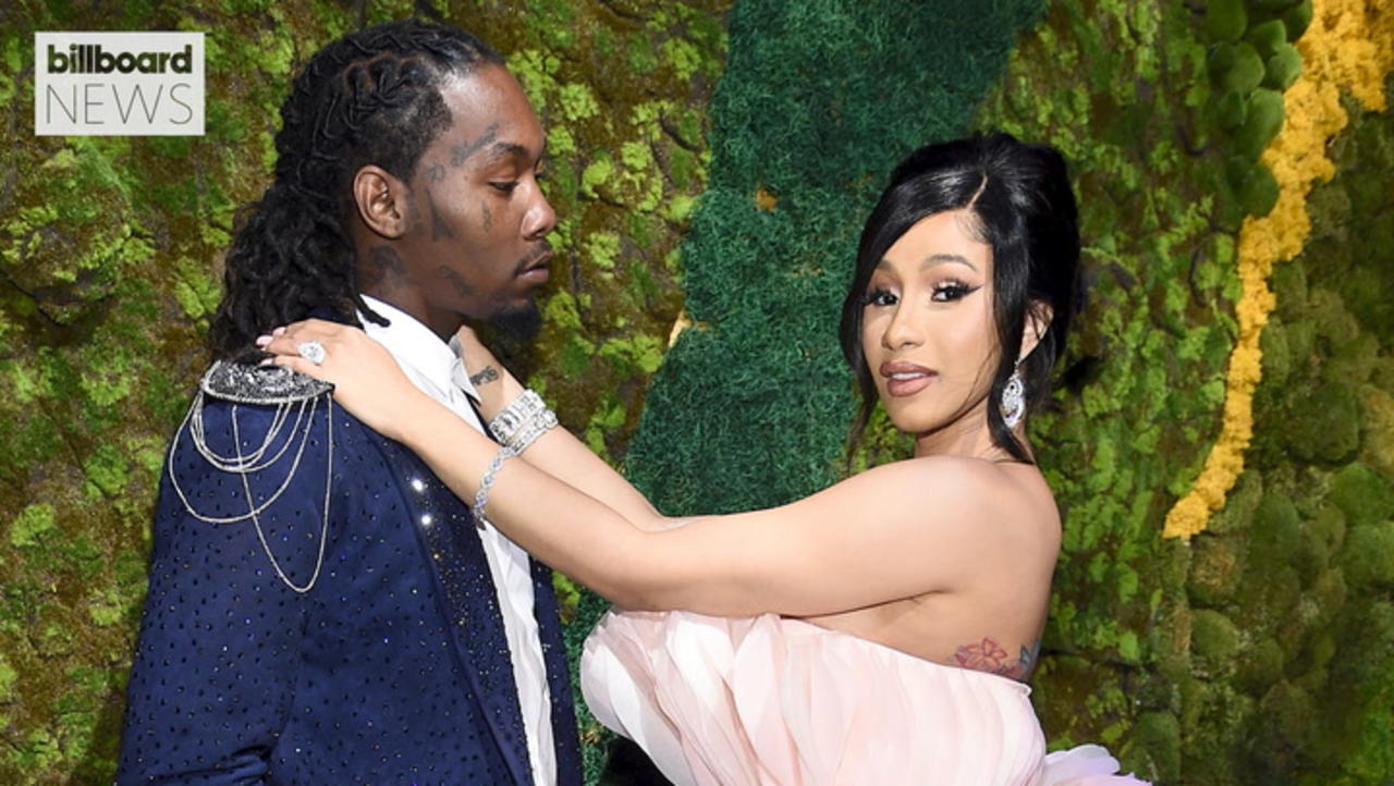 Offset Describes His First Date With Cardi B: 'I Went Big' | Billboard News