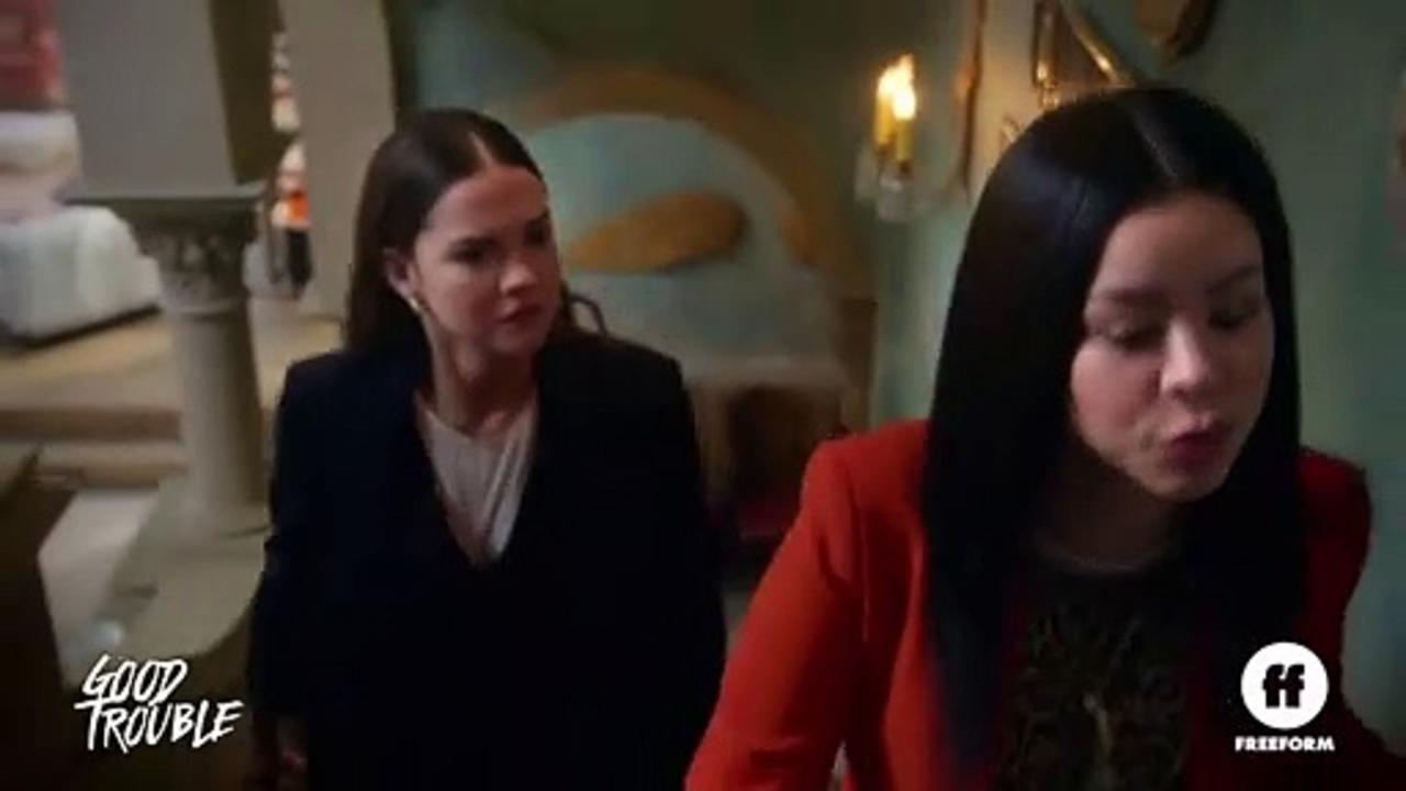 Good Trouble S03E13 Making A Metamour