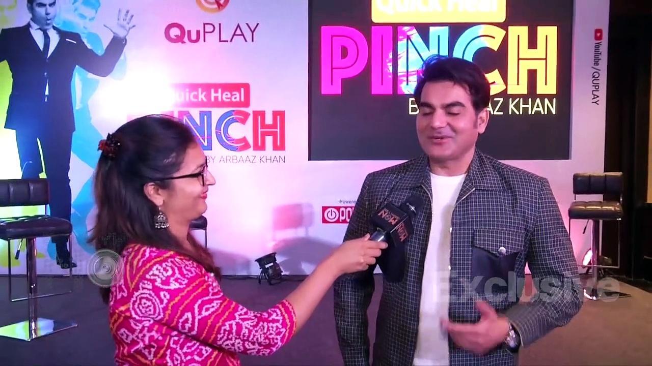 Arbaaz REACTS To Salman Getting Trolled, Their House Being Called 'Aiyashi Ka Adaa' & Pinch Season 2