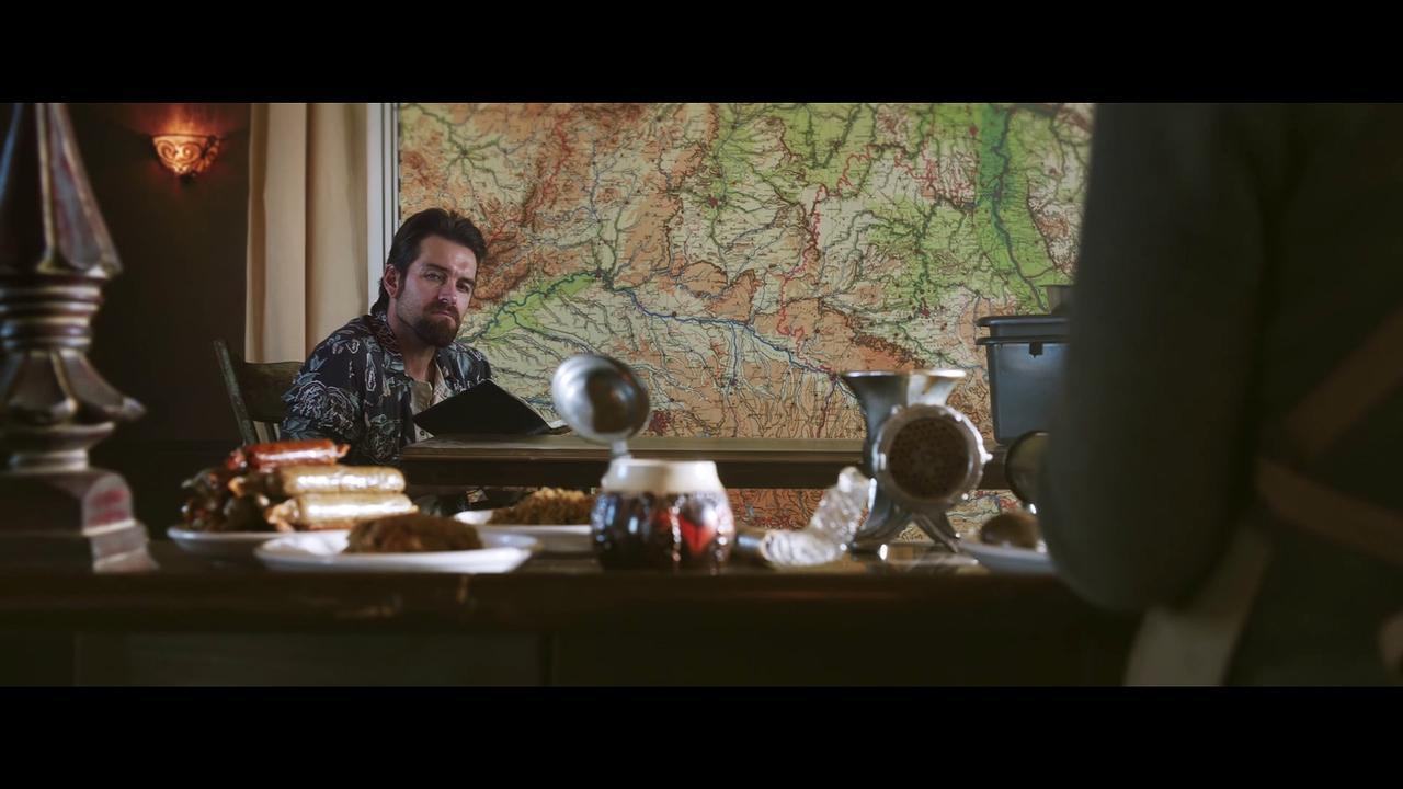 American Sausage Standoff Movie (2021) - Antony Starr, Ewen Bremner, W. Earl Brown