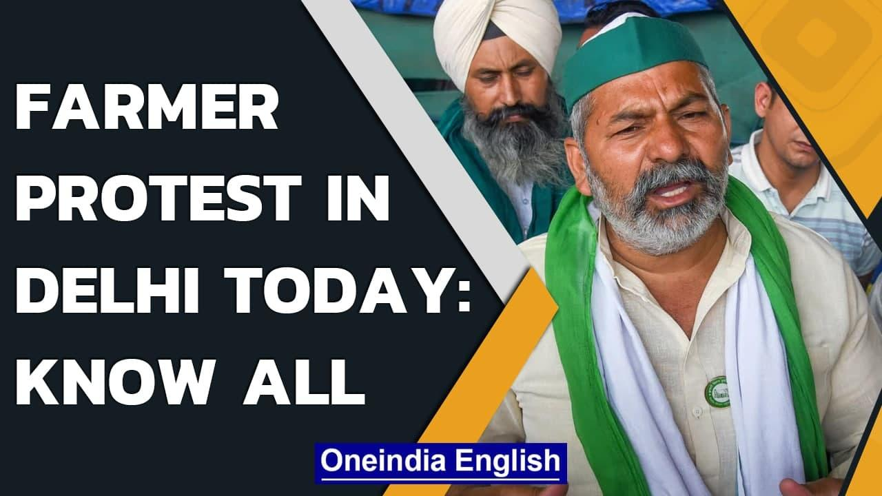 Farmers protest at Jantar Mantar in Delhi today, security tightened| Mosoon Sessiosn | Oneindia News