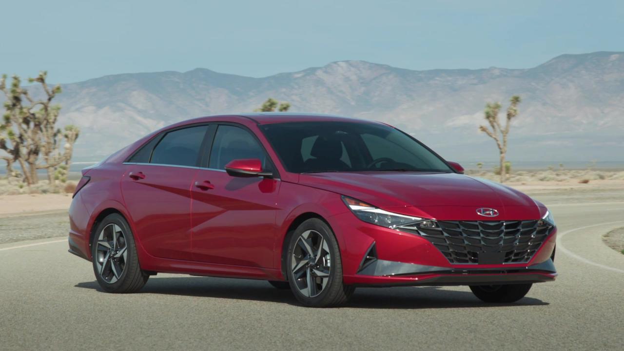 2022 Hyundai Elantra Exterior Design
